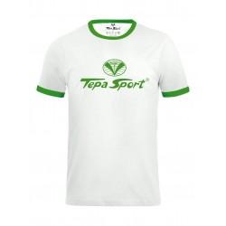 T-shirt 1952 bianco/verde