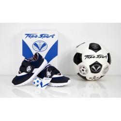Tepa Trip Blu Junior Velcro